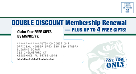 BASS membership renewal billing series